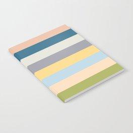 Color palette I Notebook