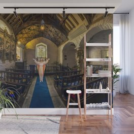 The Resurrection Of Jesus Wall Mural