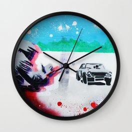Nurburgring, 1969 Wall Clock