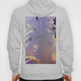 Purple Abstraction Hoody