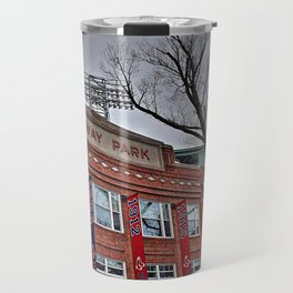 Welcome To Fenway Park Travel Mug