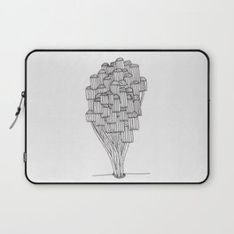 The Wilted Daisies Laptop Sleeve