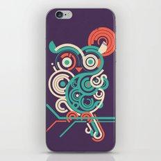 Owl 2.0 iPhone & iPod Skin