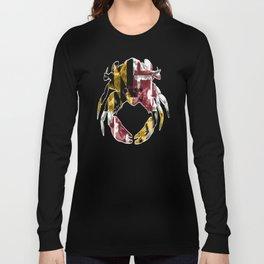 Crab 2 Long Sleeve T-shirt