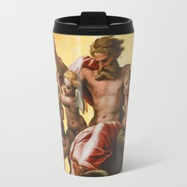 "Raffaello Sanzio da Urbino ""Ezekiel's Vision"", 1518 Travel Mug"