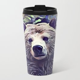 The Grizzly Bear Travel Mug