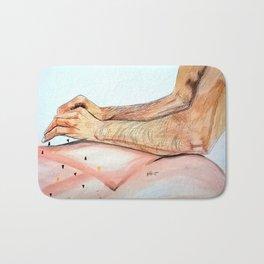 magic hands Bath Mat