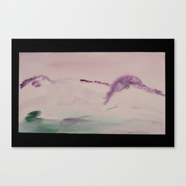 Balanced Earth Canvas Print