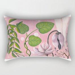 plants &  foots Rectangular Pillow