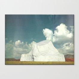 Prairieberg Canvas Print