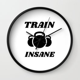 Training Wall Clock