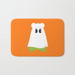 Ghost Gum Bear, Ours en guimauve fantôme - Halloween party Bath Mat