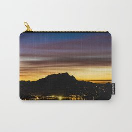 The Glow of Pilatus Carry-All Pouch