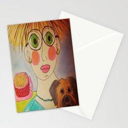 """Tallulah's World"" Stationery Cards"