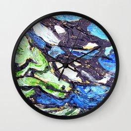 Killer Whales Sealife underwater Wall Clock