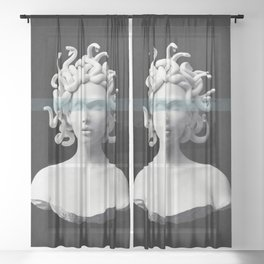 Medusa Sheer Curtain