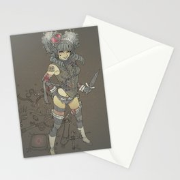 The Pirate Queen Stationery Cards