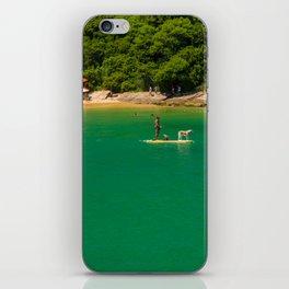Beach in Buzios, Rio de Janeiro (Brasil) iPhone Skin