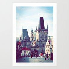 Prague 04 Art Print