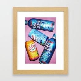 Soda pop art! #2 Framed Art Print