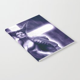 Lady Satanic Notebook