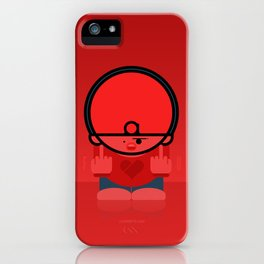Jilted Lover iPhone Case