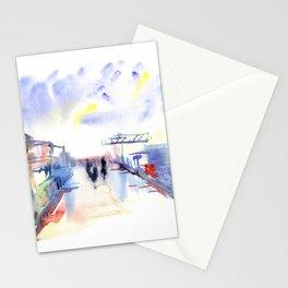 Limassol Marina. Stationery Cards