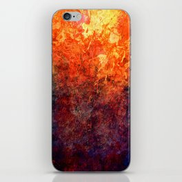 Volcanic iPhone Skin