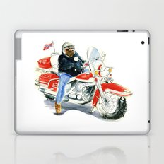 Harley Davidson Biker Laptop & iPad Skin