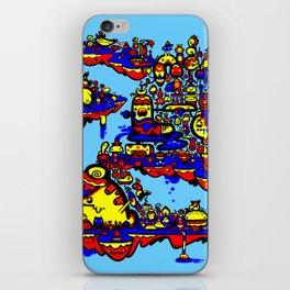 Slug City iPhone Skin