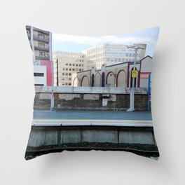 City Jungle Throw Pillow