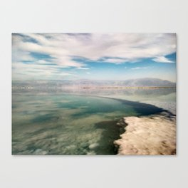 Dead Sea #4 Canvas Print