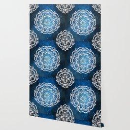 Mandala into Galactic stars Wallpaper