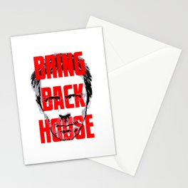 Bring Back House Stationery Cards