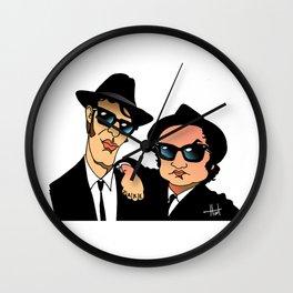 Jake n' Elwood Wall Clock