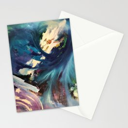 Perplexed Contemplation Stationery Cards