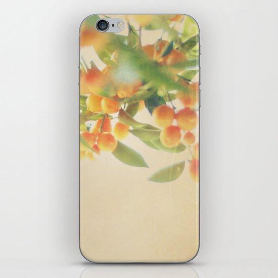 Aren't You A Little Orange iPhone & iPod Skin