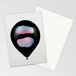 Neon Ikea Light Bulbs Balloon Stationery Cards