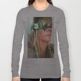 colores taina Long Sleeve T-shirt