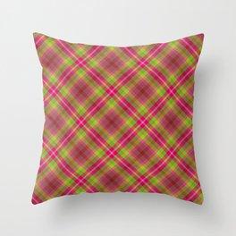 Scottish tartan #11 Throw Pillow