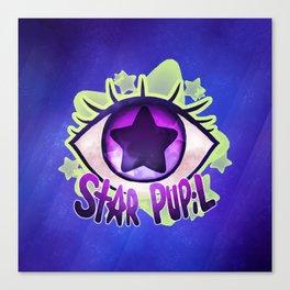 STAR PUPiL Canvas Print