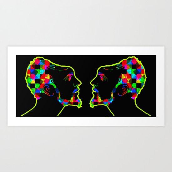 Mindless Art Print