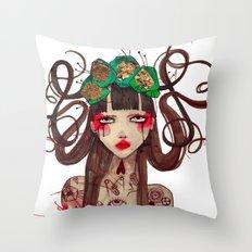O d e s s a Throw Pillow