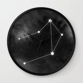 Libra Zodiac Sign   Horoscope   Star Constellation Wall Clock