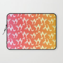 Scared cats Laptop Sleeve