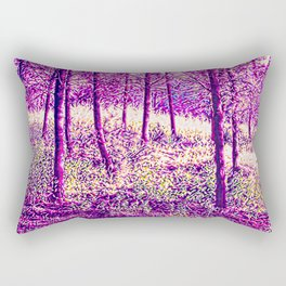 What Will Your Next Dream Be? Rectangular Pillow