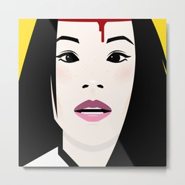 Kill Bill Metal Print