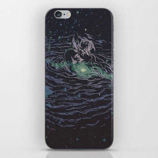 Universe of Love iPhone & iPod Skin