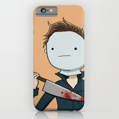 Adventure Time with Michael Myers iPhone 6s Slim Case