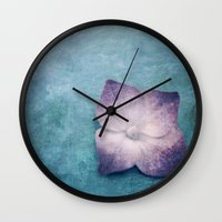 lonely Wall Clocks featuring LONELY by MadiS